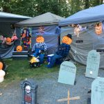 Halloween at Fort Camping